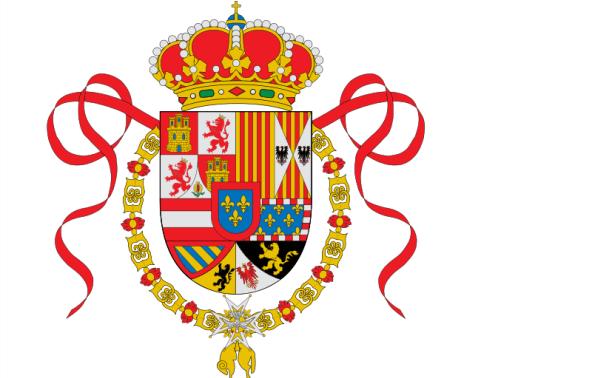 bandera españa borbonica
