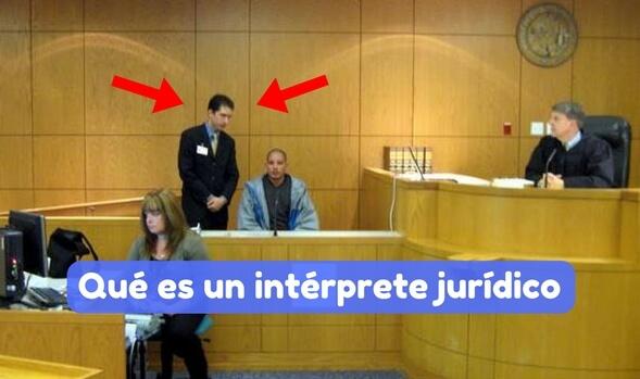 Definición intérprete jurídico