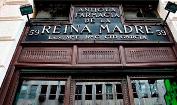 Farmacia de la Reina Madre de Madrid