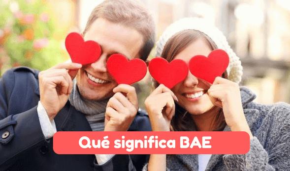 qué significa BAE