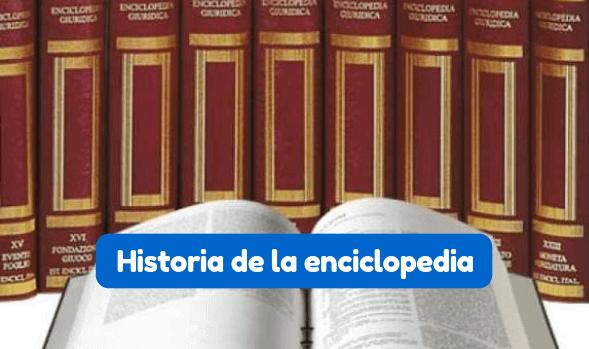 historia de la enciclopedia