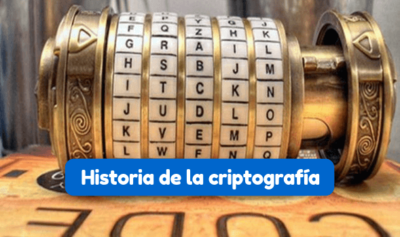 Origen e Historia de la criptografía
