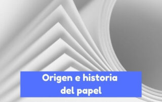 origen e historia del papel