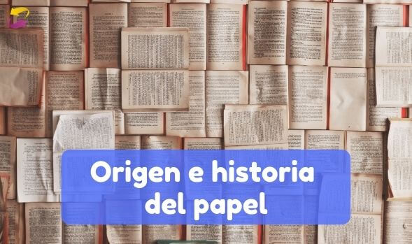 Historia del papel