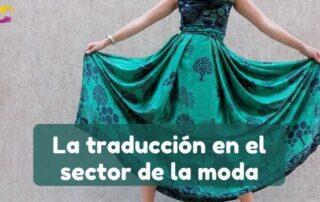 Traducciones en el sector de la moda
